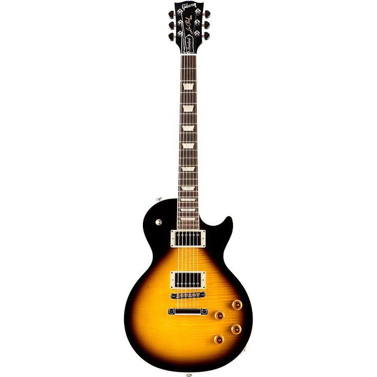 Gibson 2017 Les Paul Standard Electric Guitar Vintage Sunburst