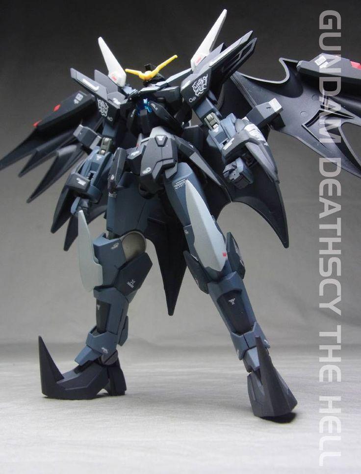 HGBF 1/144 XXXG-01D2 ガンダムデスサイズヘル EW版 (新機動戦記ガンダムW Endless Waltz) - ヤフオク!