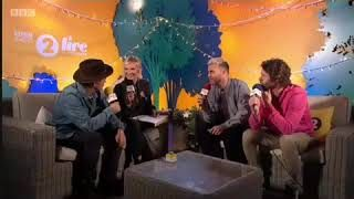 Take That - Interview Live Hyde Park 2017.  Gary  Mark And Howard Interview By Jo Whiley before their gig Take That Live Hyde Park 2017 Gay Barlow Dannii Minogue will be joining Take That in Sydney on 17 November! spotify Take That - Giants Fusion Festival Live in Liverpool 2017. The Girls AJahmet Superstar Mark Owen Robbie Williams  Gary Barlow Howard Donald Take That  Wonderland Giants Hope Tour Superstar will you be there for me  Take That Ellie Goulding Olly Murs Gregory Porter Michael…