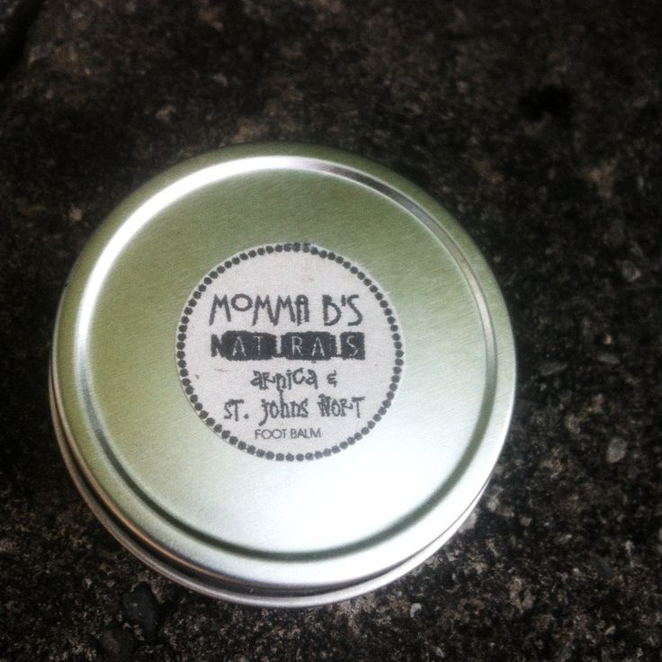 Natural Pedicure Cooling Soothing Peppermint Foot Repair Salve by MommaBNaturals on Etsy