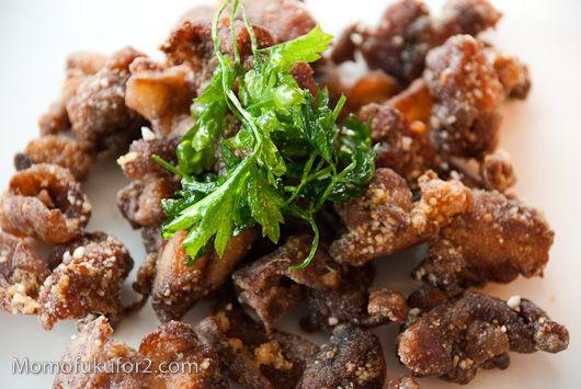 Taiwanese crispy salty-peppery chicken | On the Menu | Pinterest