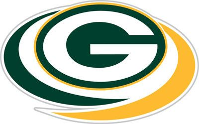"""The Green Bay Packers Die Cut Window Film looks great on your car or truck windows and is a large 12"""" in size, great for showing your Packers pride with driving!"""