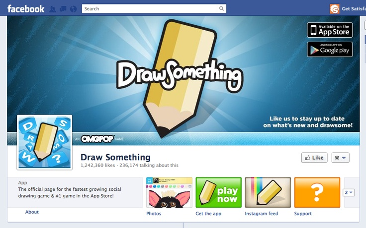 OMGPOP - creators of Draw Something
