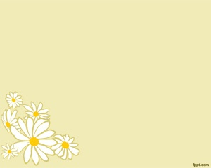 Flower Background PowerPoint Template is another flower design for PowerPoint that combines some flowers with a clean and light background for your PowerPoint presentations