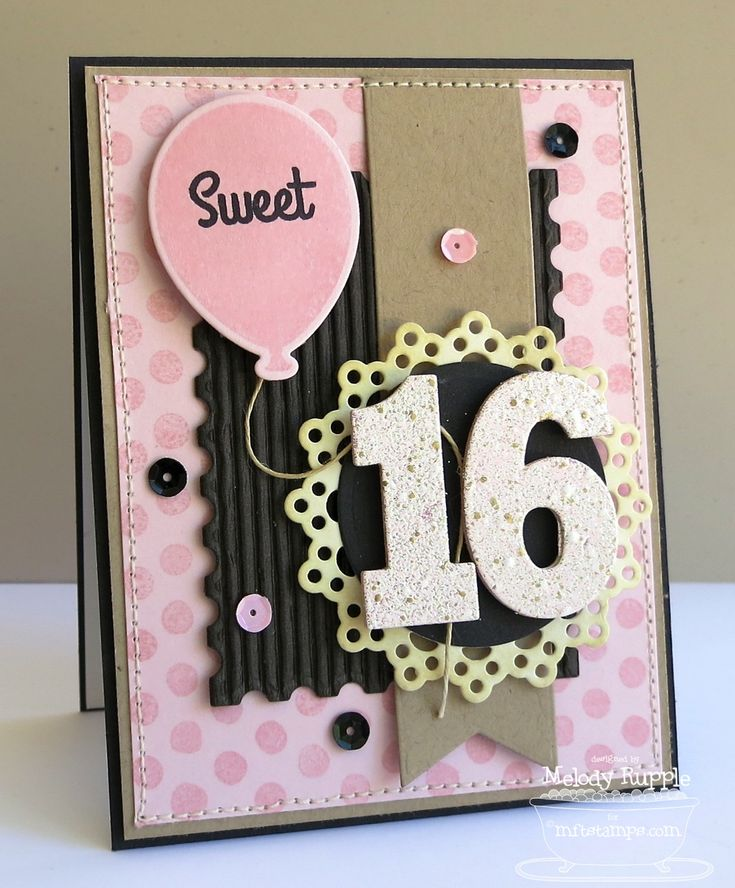 A Paper Melody: MFTWSC133 - Sweet 16
