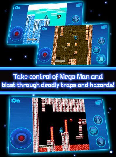 """Download Mega Man di iPhone """"Game Populer Anak Tahun 90-an"""" - http://situsiphone.com/download-mega-man-di-iphone-game-populer-anak-tahun-90-an/"""