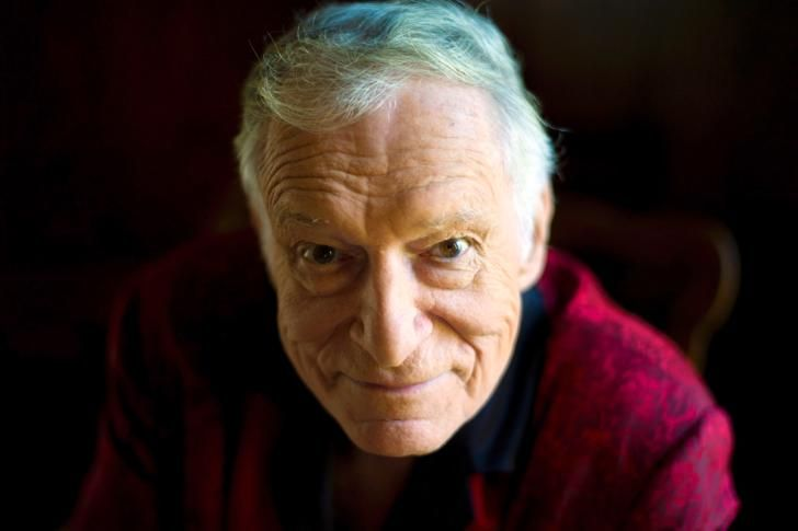 "Hugh Hefner, the founder of Playboy magazine, died Wednesday, September 27, 2017. The magazine, founded in 1953, featured iconic covers including Pamela Anderson, Anna Nicole Smith, Barbara Streisand, Marilyn Monroe Mariah Carey. ""My father lived an exceptional and impactful life as a media and cultural pioneer and a leading voice behind some of the most significant social and cultural movements of our time in advocating free speech, civil rights and sexual freedom,"" son Cooper Hefn..."