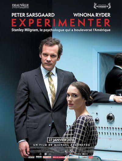 Expérimenter, film laboratoire deMichael Almerevda