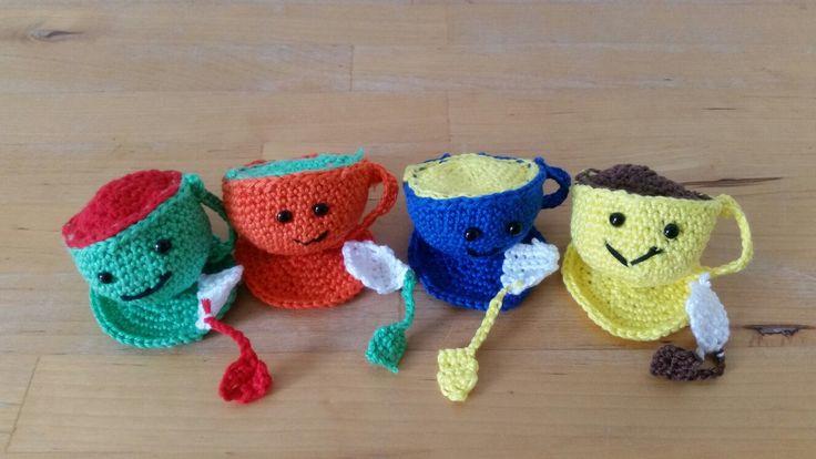 It's Teatime. ...made by Katja