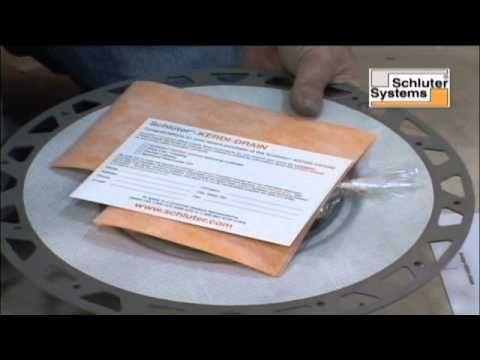 Schluter® Shower System Installation: Part 1
