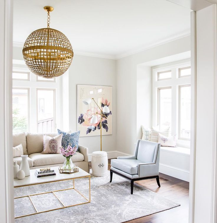 A Gray Paint Color That I Actually Like! (Plus, White Curtains Inspiration)