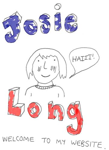 JOSIE LONG.COM - Offical website of Josie Long, Comedian!