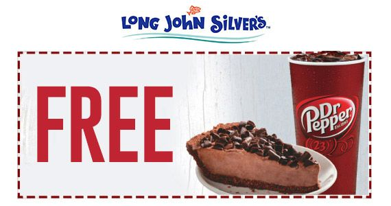 Long John Silvers Coupon: FREE Dr. Pepper or Slice of Pie - http://www.guide2free.com/food-and-drink/long-john-silvers-coupon-free-dr-pepper-or-slice-of-pie/