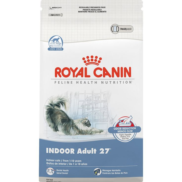 Royal Canin Indoor Adult Dry Cat Food, 15 lbs in 2020