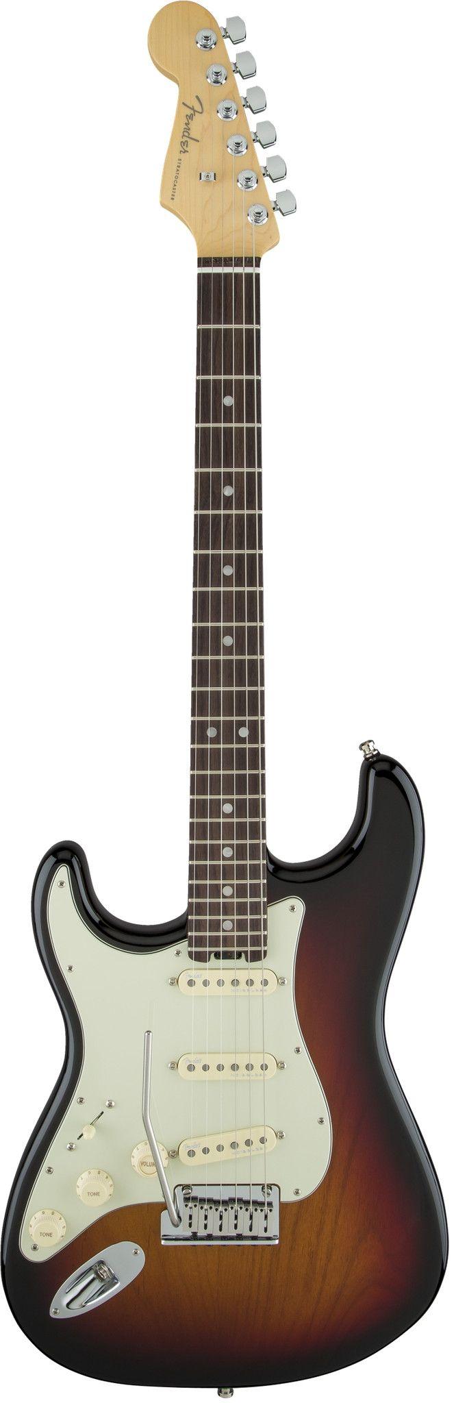 Fender American Elite Series Stratocaster   Left Handed