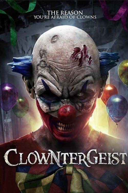 Clowntergeist 【 FuII • Movie • Streaming