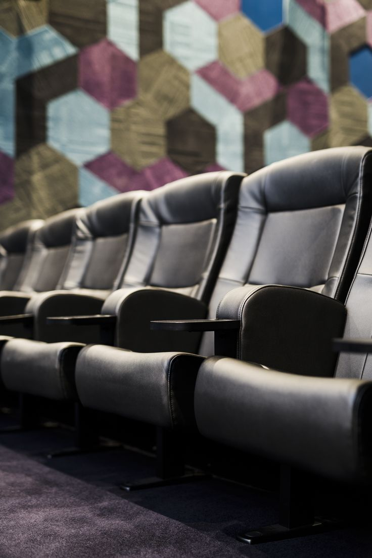 The Mojo Cinema seat - leather.