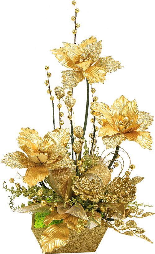 25 best ideas about bases para arreglos florales on - Decoracion mesa de navidad ...
