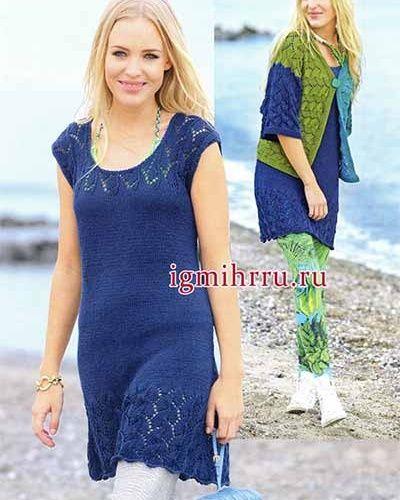 Летний комплект - платье…
