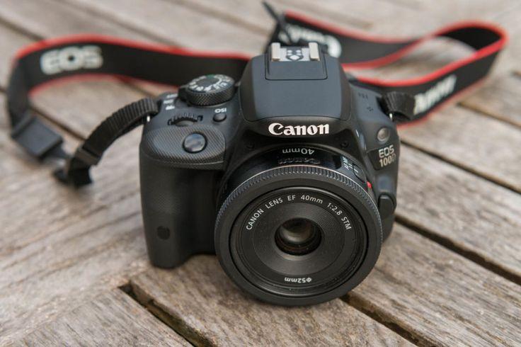 Test du Canon EOS 100D, le plus petit reflex numérique au monde