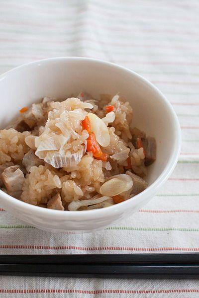 炊飯器で、もっちり中華おこわ by tomoさん | レシピブログ - 料理 ...