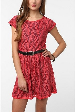 Lace & Jersey Gibson DressUrbanoutfitters, Renewals Lace, Summer Dresses, Urban Outfitters, Urban Renewals, Jersey Gibson, Gibson Dresses, Colors Pattern, Lace Dresses