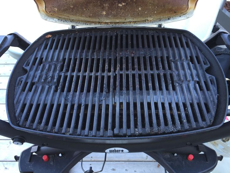 With these few easy maintenance tips, you will ensure top performance from your Weber Q and your food will always come out looking and tasting beautiful.