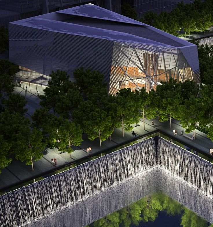 WTC Museum  Memorial Park -- Definitely have to see this someday…