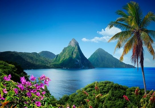 St Lucia Pitons is a must see! All Inclusive Honeymoons and Weddings