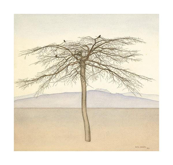Rita Angus - Tree