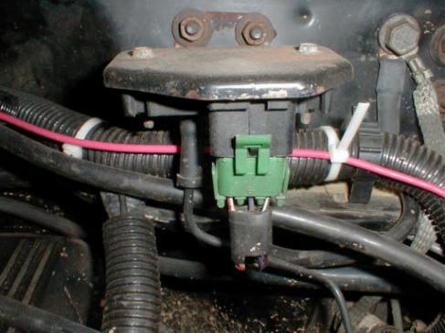 91 YJ Map sensor location? - Jeep Wrangler Forum