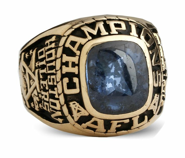 Houston Oilers 1960 AFL Champions
