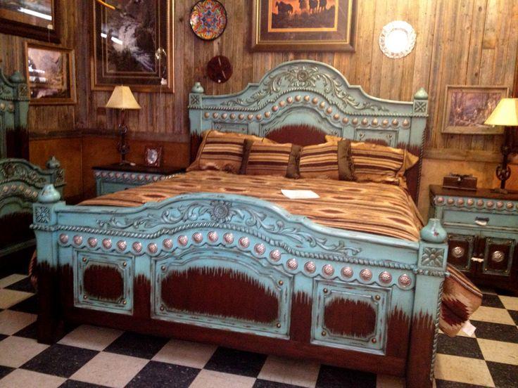 Decor: Our Log Home-Bedroom/Loft