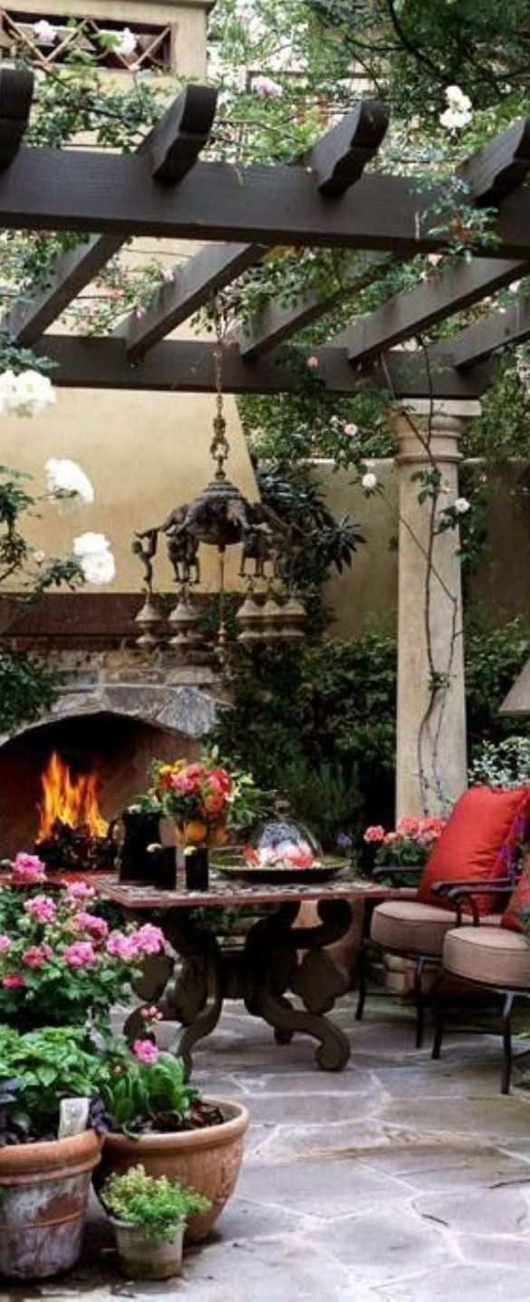 25 Best Ideas About Outdoor Seating Areas On Pinterest