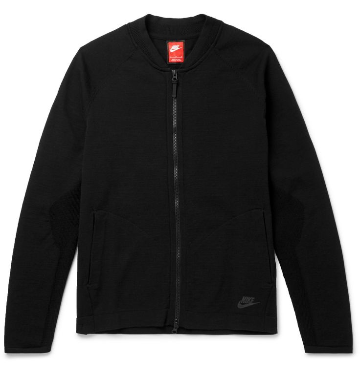 Nike - Tech Knit Bomber Jacket