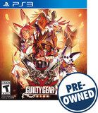 Guilty Gear Xrd -Sign- - PRE-Owned - PlayStation 3, Multi