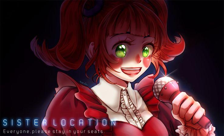 FNAF- Sister Location by GhostfaceNikol on DeviantArt