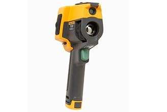 Fluke Ti32 Industrial-Commercial Thermal Imager  The first affordable 320 x 240 resolution infrared thermal imager that's rugged enough to withstand a 6.5 foot drop. IR-Fusion® and SmartView® analyzing and reporting software included with every model. Clear, crisp images find problems fast.  Optional wide-angle and telephoto lenses also available.  See how rugged Fluke thermal imagers really are.