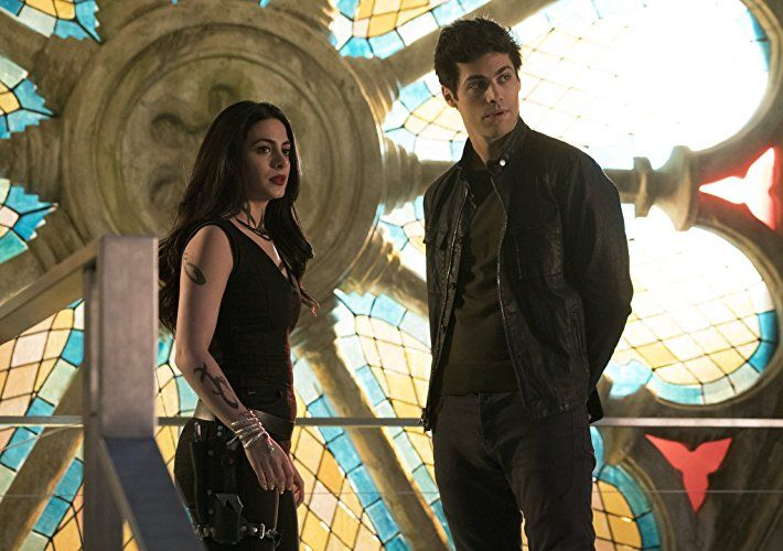 """Shadowhunters: The Mortal Instruments"" A Problem of Memory (TV Episode 2017) on IMDb: Movies, TV, Celebs, and more..."