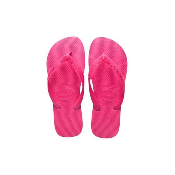 Havaianas Top Women s Flip Flops Rosa Pop Pink new with box 35/36 new with tags