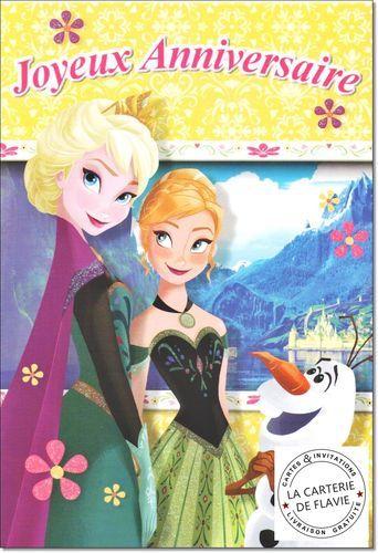 Nouvelles cartes anniversaire Disney la Reine des Neiges à retrouver sur notre site ➡ http://lacarteriedeflavie.com/Cartes-Disney-La-Reine-des-Neiges-anniversaire-invitation Livraison gratuite #carte ##disney #lareinedesneiges #frozen #elsa #anna #kristof #olaf #LivraisonGratuite #disneyland #LCDF