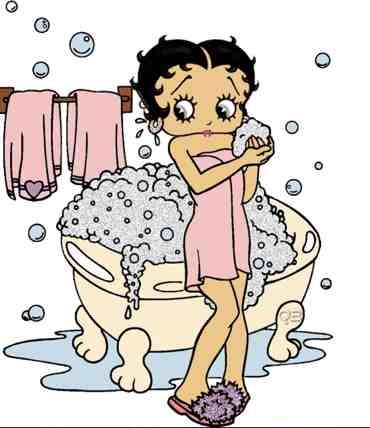 bathtub cartoon. Betty Boop bathtub cartoon skincare 100 best Bathtubs images on Pinterest  Bath tubs and