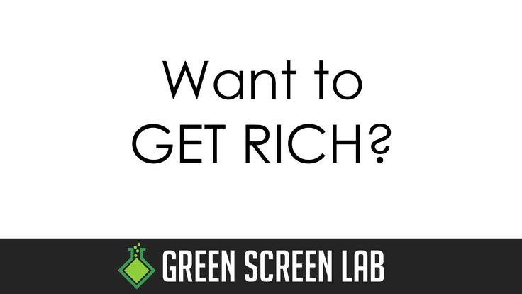 Ways to Become Rich Quick
