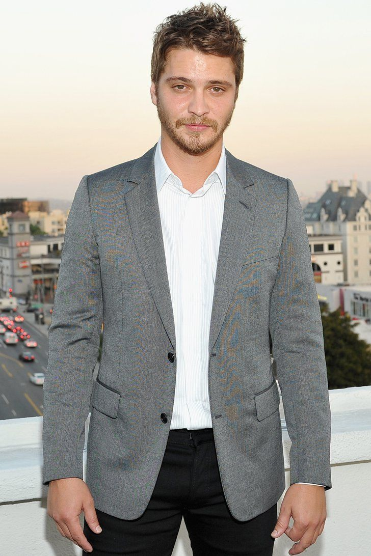 Pin for Later: The Cast List Is Already Filling Up For the Third Fifty Shades of Grey Movie Luke Grimes as Elliot Grey Grimes will also be back as his brother.