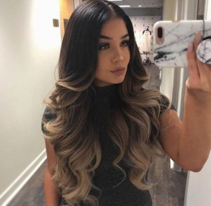 63 Concepts For Hair Coloration Concepts For Brunettes Balayage Fall