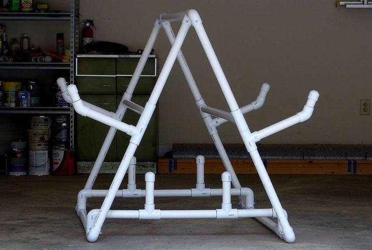2-Plus free-standing kayak storage rack | Sporting Goods, Water Sports, Kayaking, Canoeing & Rafting | eBay!