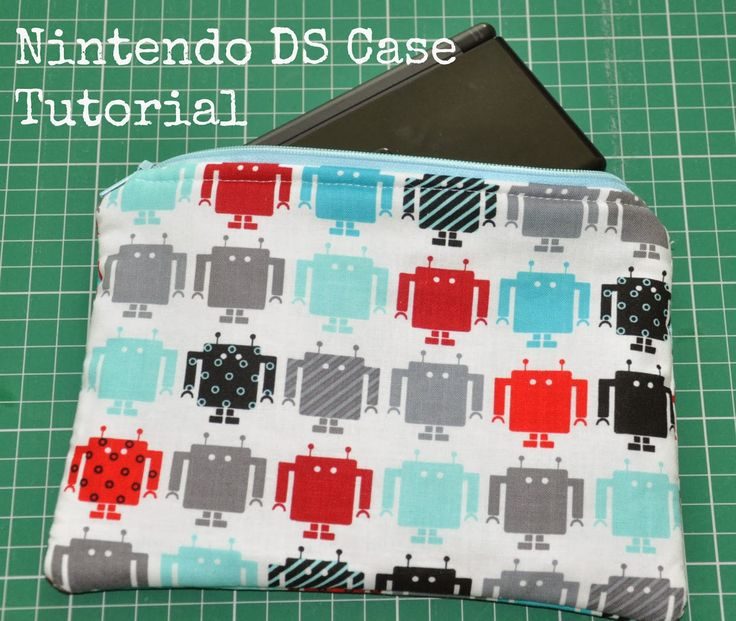 Keep your child's Nintendo DS console safe and sound with this protective carry case. Slightly padded to protect against knocks and bumps wi...