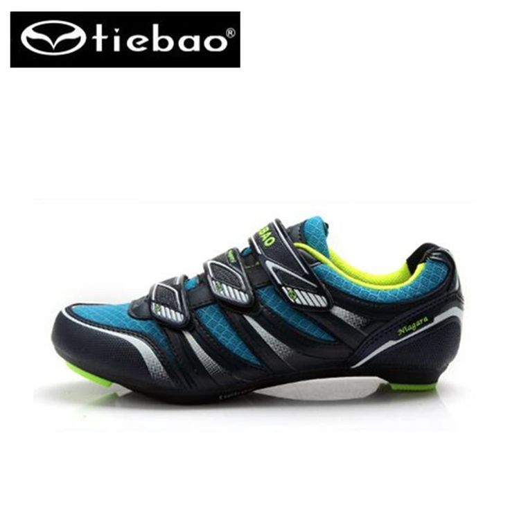 Tiebao athletic shoes zapatilla new Men cycling equipment Road Bike Bicycle Self-Locking cheap-sneaker Athletic shoes TB36-B1428