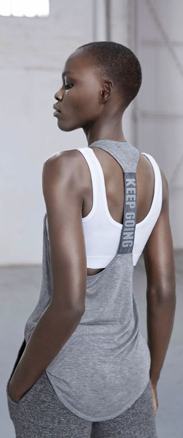 Oysho Spring/Summer 2015 Free Time Gymwear collection