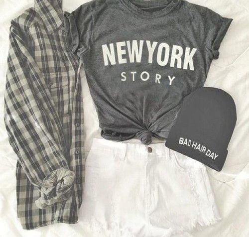 Daily New Fashion : New York Story :)